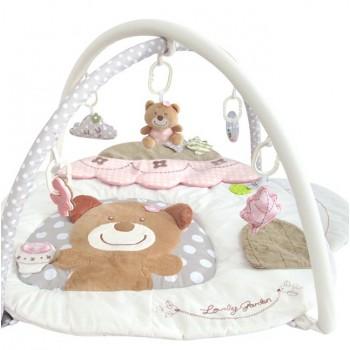 Bear Teapot Playmat
