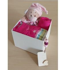 Set Little Pink Bear