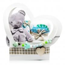 Welcome Little Sweetheart - Baby Boy
